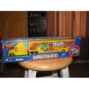 Groovy Summer MMs M&Ms Hauler Trailer Rig Semi Truck Tractor Trailer