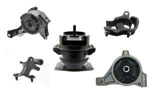 03 04 05 Honda Pilot Engine Motor Mount Set 3.5L Automatic
