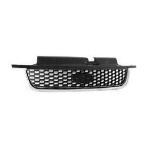 FORD TRUCK ESCAPE Grille assy XLT/Limited; black & bright