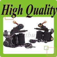New Custom Cast Iron Tattoo Machine Liner Shader Gun US