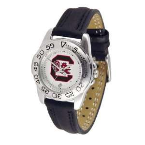 South Carolina Gamecocks USC NCAA Womens Leather Wrist