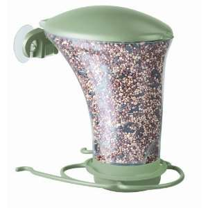 Seed / Thistle Window Bird Feeder   1 1/2 lb. Patio, Lawn & Garden