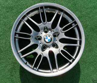 of 4 NEW BMW M5 Style 18 inch WHEELS FIT 3 SERIES 335i 330i 328i 325i