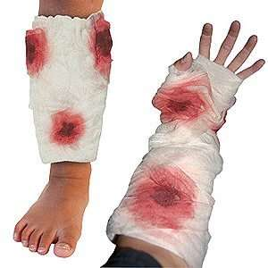 Creepy Bandages Set Halloween Props Toys & Games