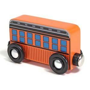 Melissa & Doug Wooden Train Passenger Car  1471 (1 Car) Toys & Games