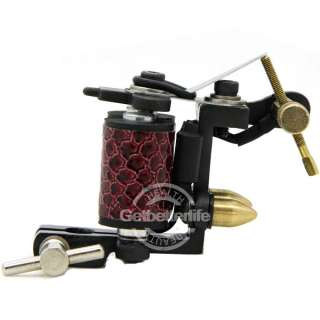 Unique Pro Handmade Craft Tattoo Machine Gun for Liner