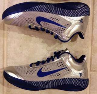 Mens NIKE Zoom Hyperfuse LA CLIPPERS Silver All Star Basketball Shoes