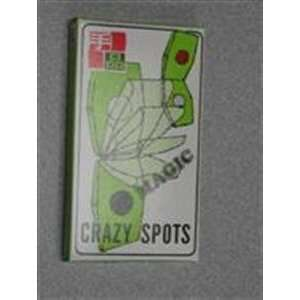 Tenyo Crazy Spots   Close Up / Parlor Magic trick Toys