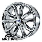 FORD EXPLORER 2011 2012 PVD Bright Chrome Wheels Rims Factory 3861