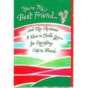 Blue Mountain Arts Greeting Card Christmas Youre My Best