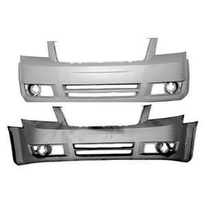2008 2010 Dodge Caravan Front Bumper For SXT Model