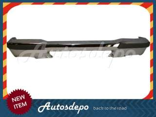 1998 2000 1999 FORD RANGER PICKUP FRONT BUMPER CHROME