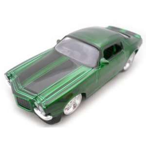 New 1971 Chevy Camaro Die Cast Model Car 164 Scale  Color