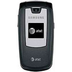 Samsung A437 Grey Unlocked GSM Flip Cell Phone