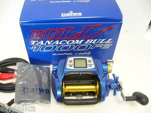 Daiwa TANACOM BULL 1000 Big Game Electric REEL NEW JAPANESE EXCELLENT