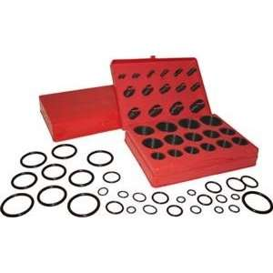 O Ring Service Kit Rubber Boss Seals 382 Piece W/ Case