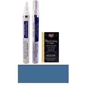 1/2 Oz. Solar Blue Metallic Paint Pen Kit for 1989 Nissan
