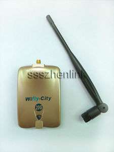 20G 1500MW Wifly City Power Wireless USB WiFi Adapter