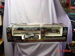 DALE EARNHARDT GOODWRENCH DIECAST, TRUCK & TRAILER