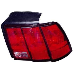 01 Ford Mustang Tail Light ~ Right (Passenger Side, RH)  99, 00, 01