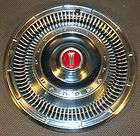 1966 Plymouth 14 Full Face Hubcap wheel cover