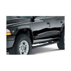 Westin 25 1255 Signature Series Round Nerf Bars   Black, for the 2000