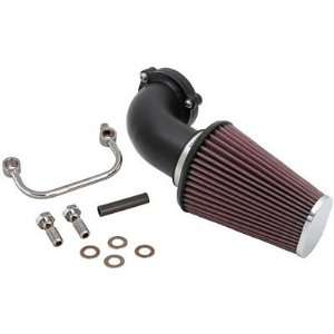 1126 Black Air Charger Performance Intake Kit For Harley Davidson XL