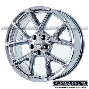 FACTORY NISSAN MAXIMA 19 PERMACHROME WHEELS RIMS