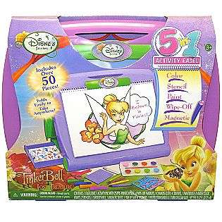 Fairies 5 in 1 Easel  Disney Princess Toys & Games Arts & Crafts