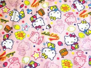 Sanrio Hello Kitty Cotton Kitchen Apron Cooking Dress 01