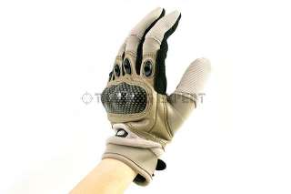 Tactical Full Finger gloves Tan GL 06 SD 01238