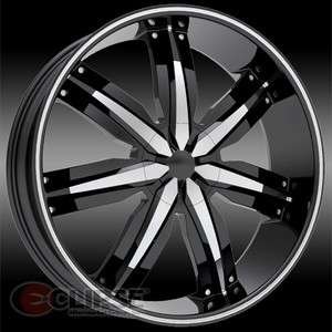 MASSIV 916 WHEELS RIMS 5 OR 6 LUG REAR WHEEL DRIVE CARS/TRUCKS
