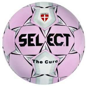 SELECT 02 749 The Cure Soccer Ball