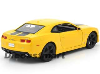 MAISTO 124 2010 CHEVROLET CAMARO SS RS NEW DIECAST MODEL CAR BUMBLE