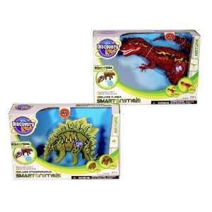 Discovery Kids Deluxe Smart Animals Dinosaurs Toys & Games