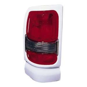 Dodge Ram Pickup Replacement Tail Light Unit (White