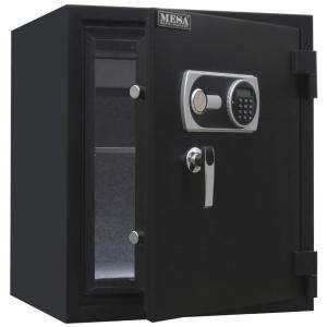 Mesa Safe Co. 1.8 Cu. Ft. Fire Resistant Electronic Safe MFS63ECSD at