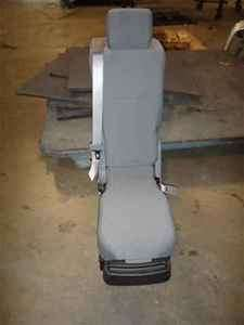 2011 Ford F 150 Gray Center Console Jump Seat OEM LKQ