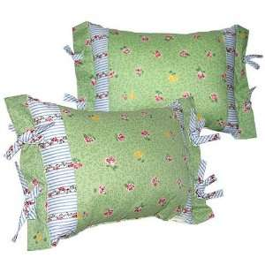 Rachel Ashwell Penelope Decorator Boudoir Pillow Treasures by Rachel