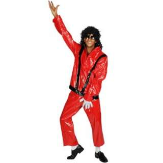 Michael Jackson Thriller Adult Costume, 65553