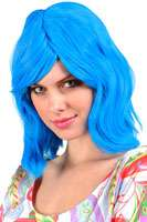 60s Glamour Costume Wig (Blue) listed price $18.95 Our Price $14