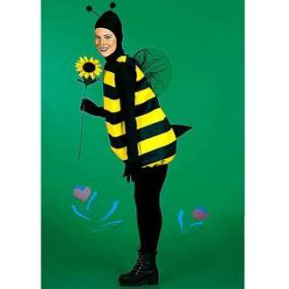 Complete Bumble Bee Adult Costume   Includes Yellow & Black tunic