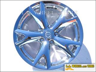 New 17 Nissan Rogue OEM Chrome Wheels Rims Set of 4