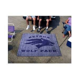 Nevada Wolf Pack 5x6 Tailgater Mat