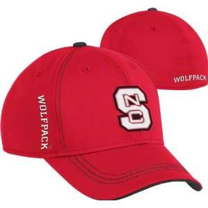 North Carolina State Wolfpack Red adidas Sideline Football Coaches