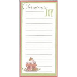 Magnetic Refrigerator Grocery Lister To Do List Note Pad