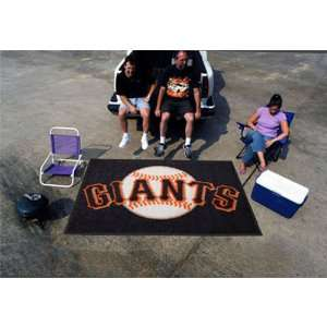 San Francisco Giants MLB Ulti Mat Floor Mat (5x8)