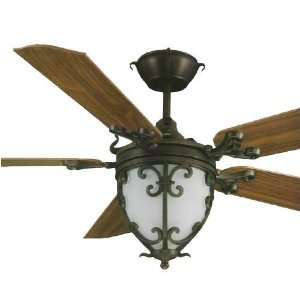 Wrought Iron Ceiling Fan by Ellington Fans