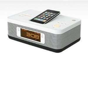 Clock Radio iPod/iPhone Dock  Players & Accessories