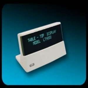 NEW Logic Controls LT9000U Table Top Display (LT9000U BG